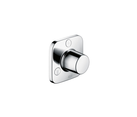 AXOR Bouroullec trio|quattro shut-off and diverter valve for concealed installation DN20 by AXOR