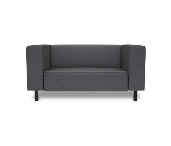 24/7 Medium with 2 arms by Design2Chill | Garden sofas
