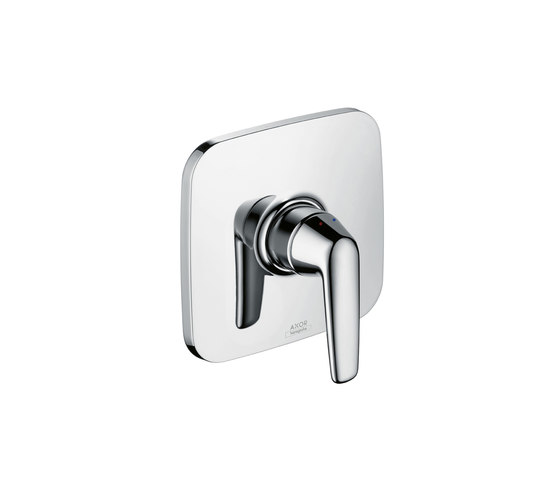 AXOR Bouroullec single lever shower mixer for concealed installation by AXOR | Shower taps / mixers