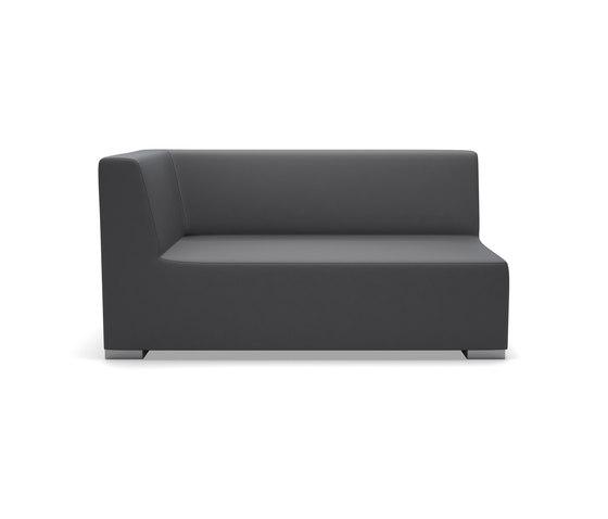 Block 80 Corner 1 Seater di Design2Chill | Divani