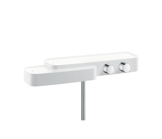 AXOR Bouroullec thermostatic shower mixer for exposed fitting DN15 by AXOR | Bath taps