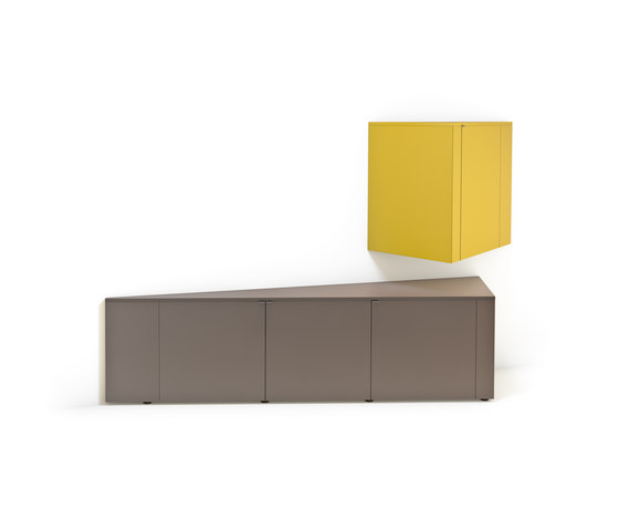 Monolit by team by wellis | Sideboards