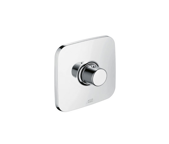 AXOR Bouroullec highflow thermostatic mixer for concealed installation by AXOR   Shower taps / mixers