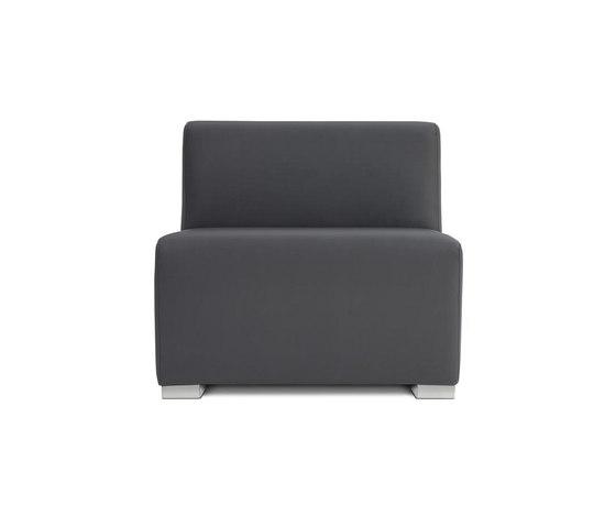 Square 1,5 Seat di Design2Chill | Elementi di sedute componibili