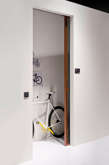 S 3000 automatic door by raumplus | Internal doors