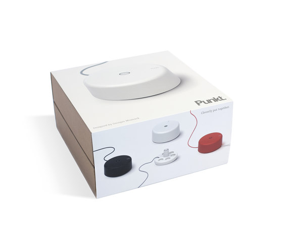 ES 01 Extension Socket von Punkt. | Kabelmanagement