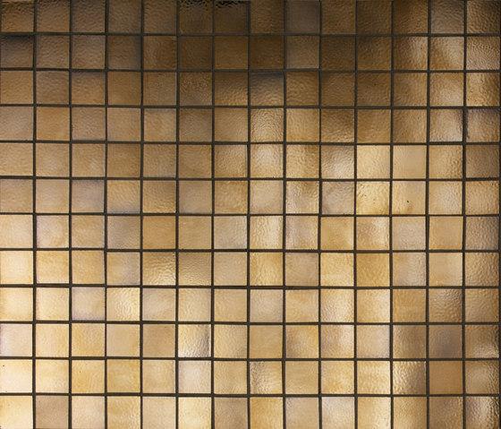 Maiolica Oro by Casamood by Florim | Ceramic mosaics