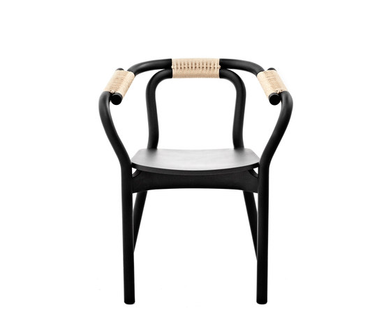 Knot by Normann Copenhagen | Visitors chairs / Side chairs