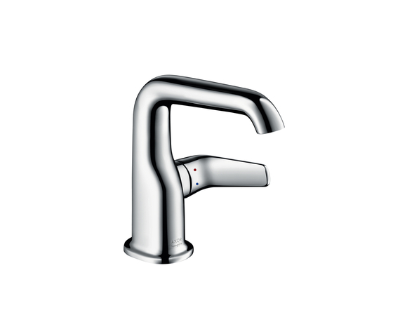 AXOR Bouroullec single lever basin mixer for hand basins without pull rod DN15 by AXOR | Wash-basin taps