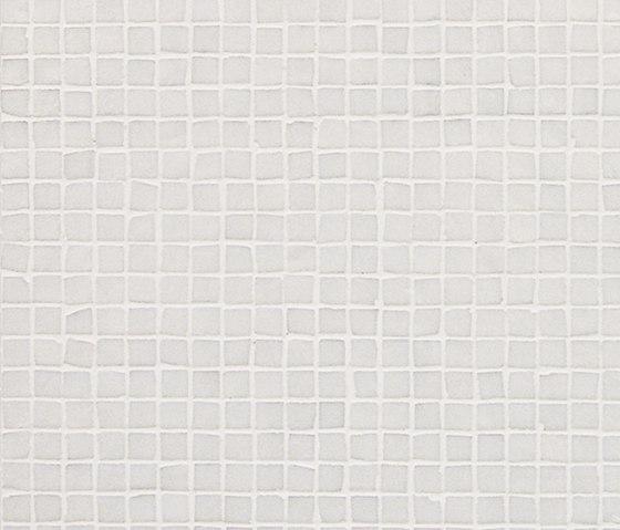 Vetro Neutra Bianco de Casamood by Florim | Mosaïques