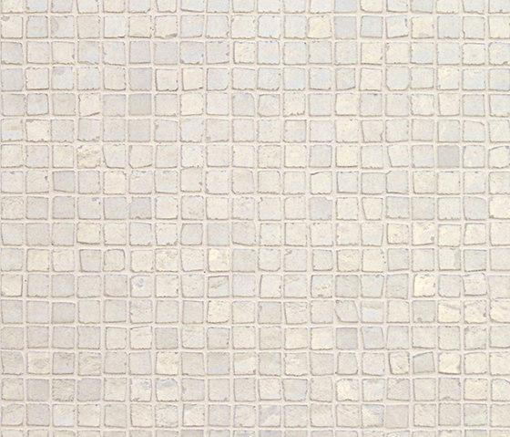 Vetro Neutra Bianco Lux de FLORIM | Mosaïques verre
