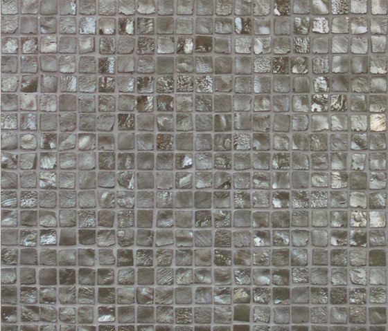 Vetro Neutra Cemento Lux by FLORIM | Glass mosaics