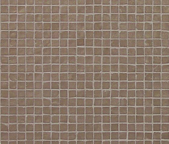 Vetro Neutra Tortora by Casamood by Florim | Glass mosaics
