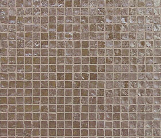 Vetro Neutra Tortora Lux by Casamood by Florim | Mosaics