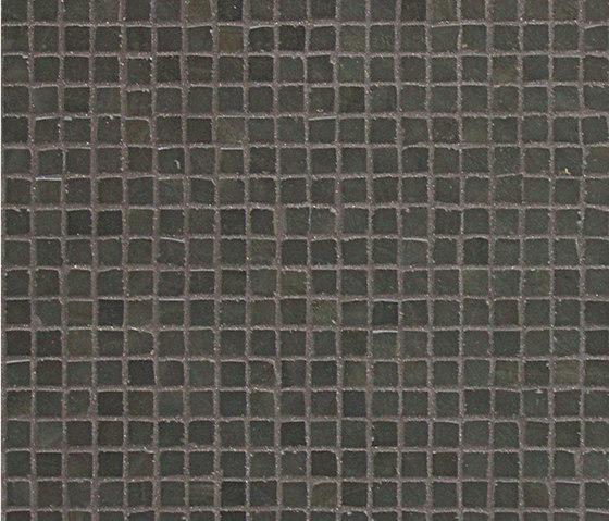 Vetro Neutra Moka by Casamood by Florim | Glass mosaics