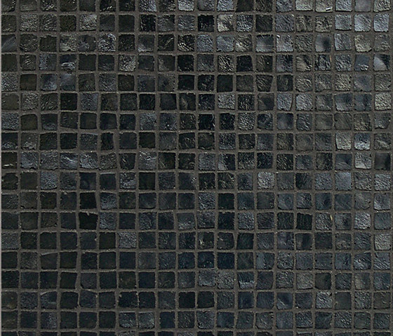 Vetro Neutra Carbone Lux de FLORIM | Mosaïques verre