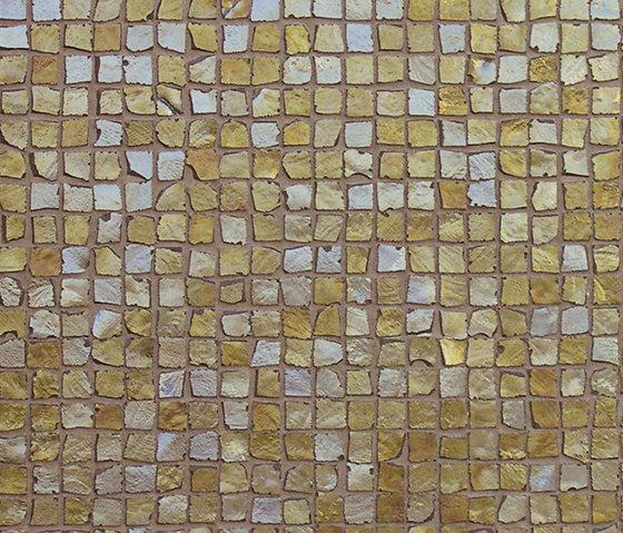 Vetro Metalli Oro by Casamood by Florim | Glass mosaics