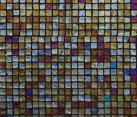 Vetro Metalli Iridescente di FLORIM | Mosaici vetro