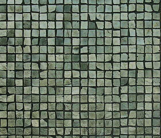 Vetro Metalli Cromo de FLORIM | Mosaïques verre