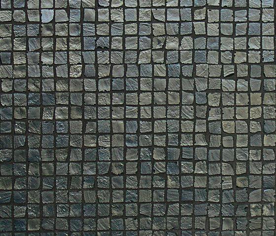 Vetro Metalli Cobalto de Casamood by Florim | Mosaïques en verre