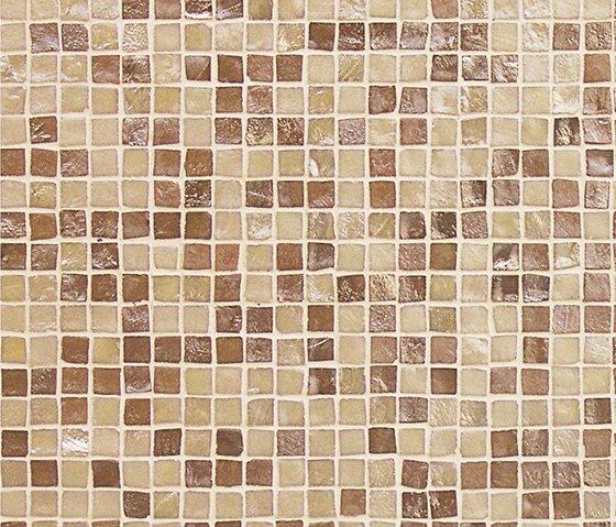 Vetro Neutra Melange Medio di FLORIM | Mosaici vetro