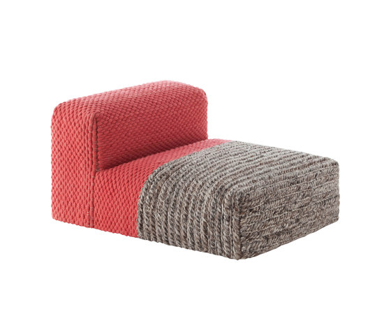 Mangas Space Module Plait Coral 7 by GAN | Armchairs