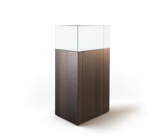Monolit by team by wellis | Display cabinets