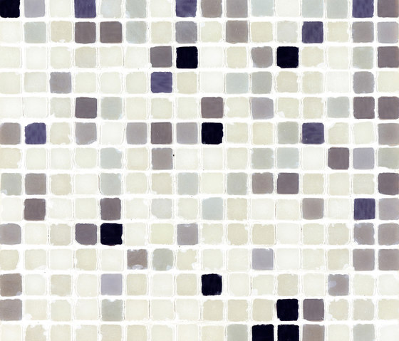 Vetro Chroma Melange Light Lila by Casamood by Florim | Glass mosaics