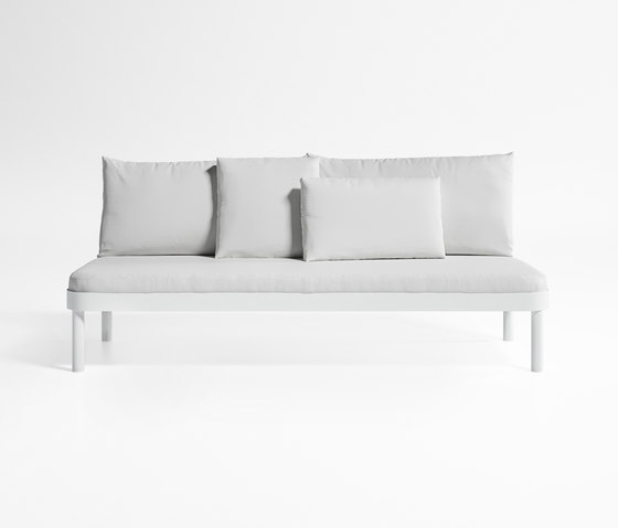 Tropez Modul Sofa 4 von GANDIABLASCO | Gartensofas