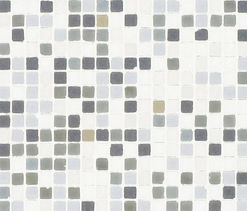 Vetro Chroma Nuance Grigio by Casamood by Florim | Glass mosaics