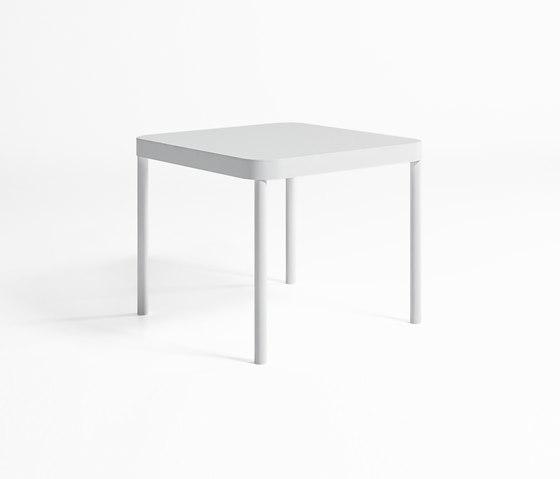 Tropez Table Haute de GANDIABLASCO | Tables à manger de jardin