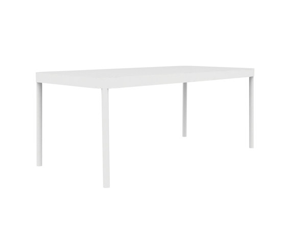 Tropez Table 180 by GANDIABLASCO | Dining tables