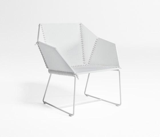 Textile Armchair by GANDIABLASCO | Garden armchairs