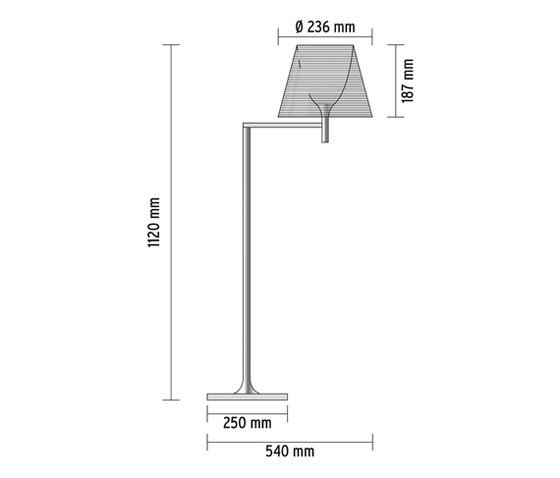 KTribe F1 by Flos | General lighting