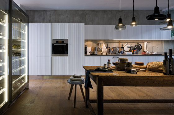 Gamma ambiente 2 by Arclinea | Fitted kitchens