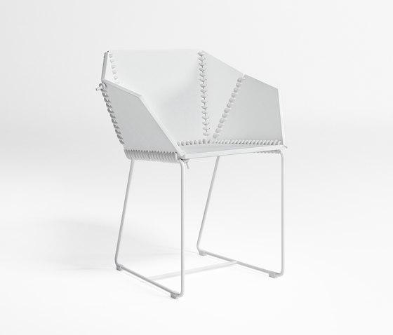 Textile Sedia di GANDIABLASCO | Sedie da giardino