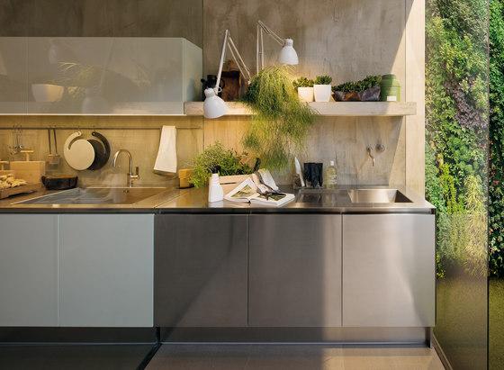 Gamma Outdoor de Arclinea | Cocinas de jardín