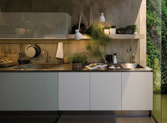 Gamma Outdoor by Arclinea | Outdoor kitchens