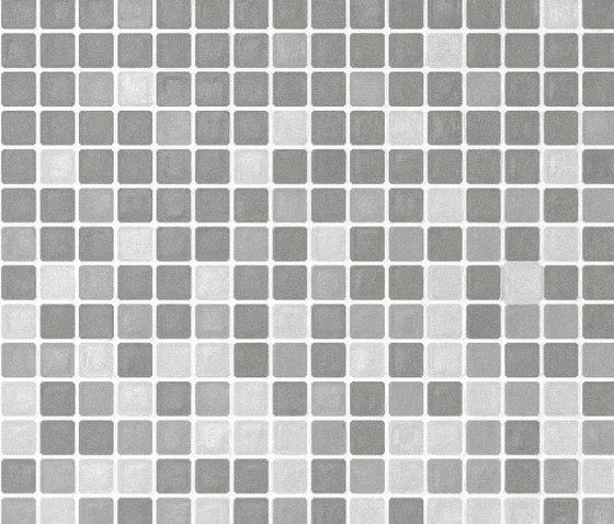 Vetro Chroma Transit Perla de Casamood by Florim | Mosaicos