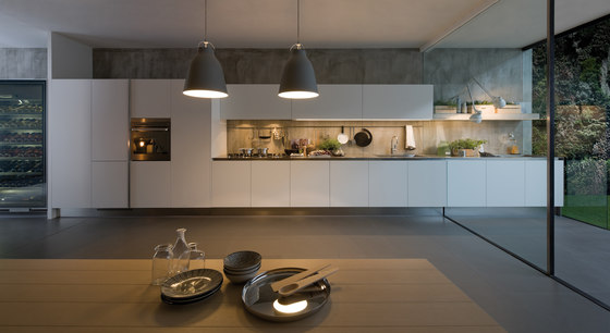Gamma ambiente 4 by Arclinea | Fitted kitchens