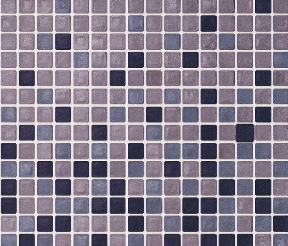 Vetro Chroma Transit Iris de Casamood by Florim | Mosaicos