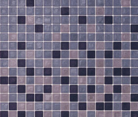 Vetro Chroma Transit Viola de Casamood by Florim | Mosaicos de vidrio