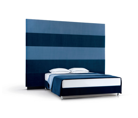 Sleeping Systems Collection Prestige | Headboard Play by Treca Interiors Paris | Double beds