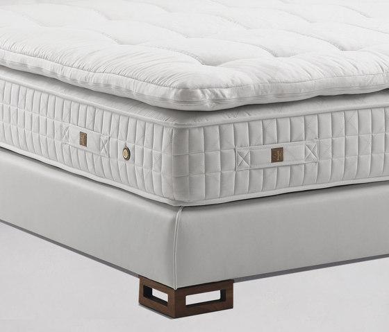 Sleeping Systems Collection Prestige | Mattress topper Seine Prestige by Treca Interiors Paris | Mattress toppers