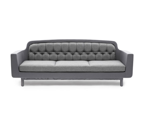 Onkel 3-Seater by Normann Copenhagen | Lounge sofas