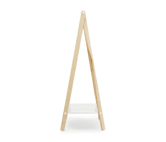 Toj Small by Normann Copenhagen | Freestanding wardrobes