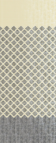 Vetro Pattern 03A by Casamood by Florim | Glass mosaics