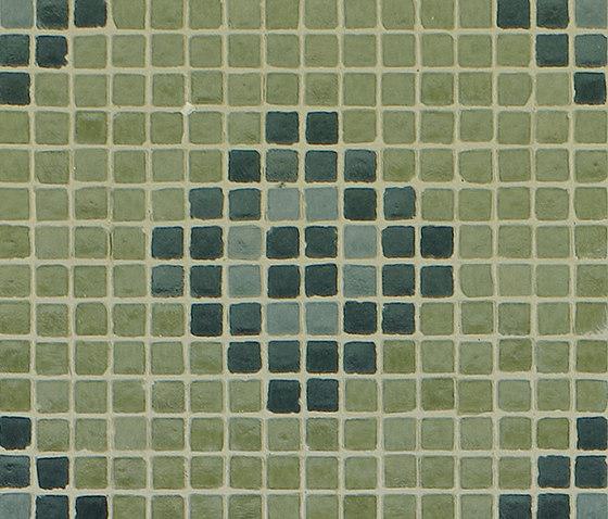 Vetro Pattern 01B by Casamood by Florim | Glass mosaics