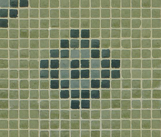 Vetro Pattern 01B Angolo by Casamood by Florim | Glass mosaics