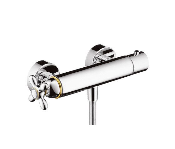AXOR Carlton thermostatic shower mixer for exposed fitting DN15 by AXOR | Shower controls